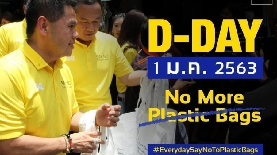 Everyday Say NO to Plastic BAGs